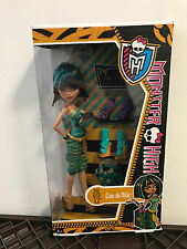 Monster High Cleo de Nile Sammlerpuppe SELTEN