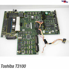 TOSHIBA T3100 PA7037E SYSTEM MOTHERBOARD NOTEBOOK 286 i80286 F3100S 34T700096G0