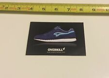 Overkill Berlin Stickers Kangaroos Coil R1 Abyss Supreme