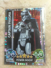 STAR WARS Force Awakens - Force Attax Trading Card #208 Captain Phasma