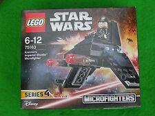 LEGO STAR WARS, BOX SET #75163, KRENNIC'S IMPERIAL SHUTTLE, BNIB