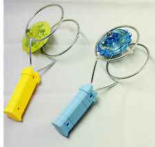 Gyro Light Up Wheel Magnetic Kinetic Wheel Toy for Children