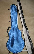 GUITAR LINGERIE ~ROYAL BLUE*GUITAR SHROUD FOR A GIBSON SG CASE