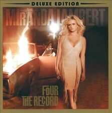 MIRANDA LAMBERT - FOUR THE RECORD (LIMITED DELUXE EDITION) - CD+DVD SET