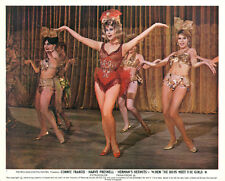 When The Boys Meet The Girls Original Lobby Card dancing Sue Ann Langdon