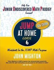 JUMP at Home Grade 6: Worksheets for the JUMP Math Program - Mighton, John - Pap