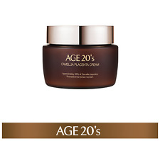 AGE 20'S) Camella Placenta Cream 100g Korean cosmetic Anti-wrinkle whitening