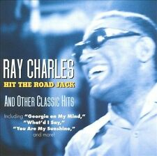 Ray Charles: Hit the Road Jack & Other Classic Hits  Audio CD