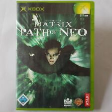 Xbox-Microsoft ► the Matrix: path of Neo ◄