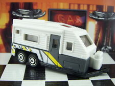 '14 MATCHBOX CAMPER TRAVEL TRAILER LOOSE 1:64 SCALE