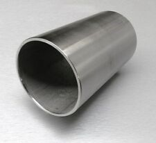 """CASTING FLASK CENTRIFUGAL CASTING MACHINE 3-1/2""""D x 5""""H 1/8"""" THICK STAINLESS A-1"""