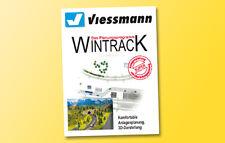 Viessmann 10061 WINTRACK 12.0 Vollversion mit 3D, ENGLISCH #NEU in OVP