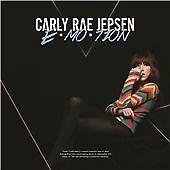 CARLY RAE JEPSEN - E.MO.TION     CD Album     Deluxe Version with 3 Extra Tracks