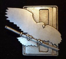 Battletech Jade Falcon badge pin