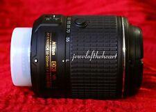 EXC Nikon 55-200mm AF-S VR II Zoom Lens for D40 D60 D80 D90 D3100 D5000 D5200 +
