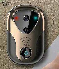 New WiFi Smart Video Camera Door Phone Doorbell Eye Visual Ring Intercom Monitor