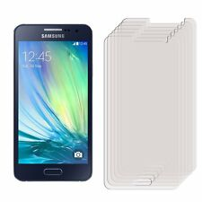 3 x Clear LCD Screen Protector Film Foil Saver For Samsung Galaxy A3 SM-A300F