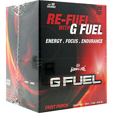 Gamma Labs G Fuel Fruit Punch 20 Packs