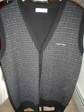 Stylish & Beautiful Guy Laroche Paris Black Vest