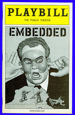 Embedded + Playbill + Written & Directed by Tim Robbins , Ben Cain , Lolly Ward