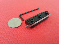 MINI T  TYPE LATHE PARTING TOOL Cut Off Blade  8mm Shank may Fit Emco Unimat CNC