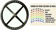 *SPINERGY REV X OLDER STYLE WHEEL LETTERING (FRONT & REAR)graphics,decals