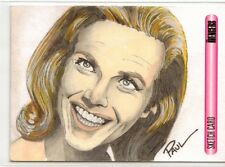 The Women of Avengers Sketch Card drawn by Paul Cowan /1