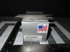 "Dou-Fast 3/16"" 5mm Leg Stainless Steel Staples ADF5006SSC 5000 pcs  USA Made"