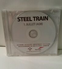 Steel Train - Bullet Radio Promo Single (CD, Red Light)
