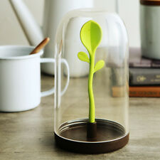 Fresher Style Sprout Jar Salt Shaker Tea Leaves Coffee Sugar Storage Container