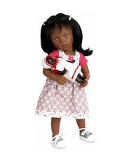 Minouche Mona Doll by Sylvia Natterer from Petitcollin