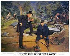 HOW THE WEST WAS WON color still JOHN WAYNE -- (n590)