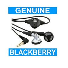 GENUINE Blackberry CURVE 9320 Headset Handsfree earphones Mobile Phone original