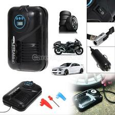 Portable 12V Mini Car Pump Tire Tyre Inflator Electric Air Compressor 250PSI