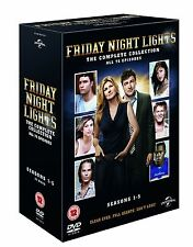 Friday Night Lights: Series 1-5 Dvd New/Sealed