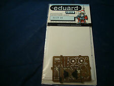 EDUARD PHOTO ETCHED SU 27 UB  72-005 1:72 NEW