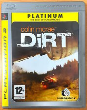 Colin Mcrae Dirt - Playstation PS3 Games - Very Good Condition