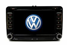 OE FITMENT DOUBLE DIN DVD MP3  AUX  SD GPS NAVIGATION WV VOLKSWAGEN JETTA 06-12