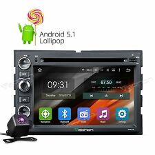 "7""S Camera + Car DVD CD Player Ford F150 F-150 OBD2 3G Android5.1 GPS Radio WIFI"