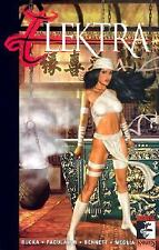 Elektra Vol 2: Everything Old Is New Again by Greg Rucka (2003, Paperback) Marve