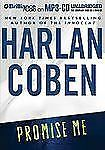 Harlan Coben PROMISE ME Unabridgd MP3-CD *NEW* FAST 1st Class Ship !!