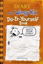 Diary of a Wimpy Kid Do-It-Yourself Book by Jeff Kinney (2008, Hardcover)