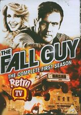 THE FALL GUY : SEASON SERIES 1 - DVD - REGION 2 UK