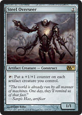 Steel Overseer x1 PL Magic the Gathering 1x Magic 2011 mtg card lot