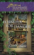 Formula for Danger (Love Inspired Suspense), Camy Tang, Good Book