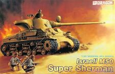 1/35 Dragon Israeli M 50 Super Sherman #3528