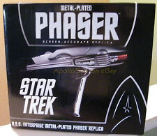 NEW, UNUSED Star Trek USS ENTERPRISE REPLICA STUNT PHASER Prop ~ QMx