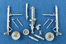 Su-27 Flanker Landing Gear For 1/48th Scale Academy Model  SAC 48080