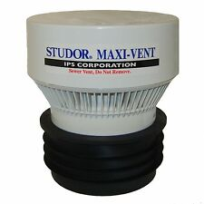 "Studor Maxi Vent - Air Admittance Valve - Fits 3"" and 4"" pipe sizes"