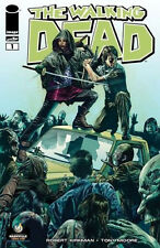 The Walking Dead #1 NASHVILLE WIZARD WORLD Variant MICO SUAYAN 9.8 NM/M Image